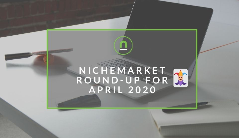 April 2020 round up