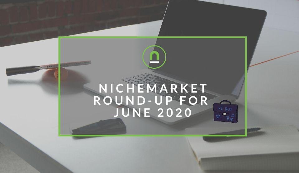 June 2020 round-up