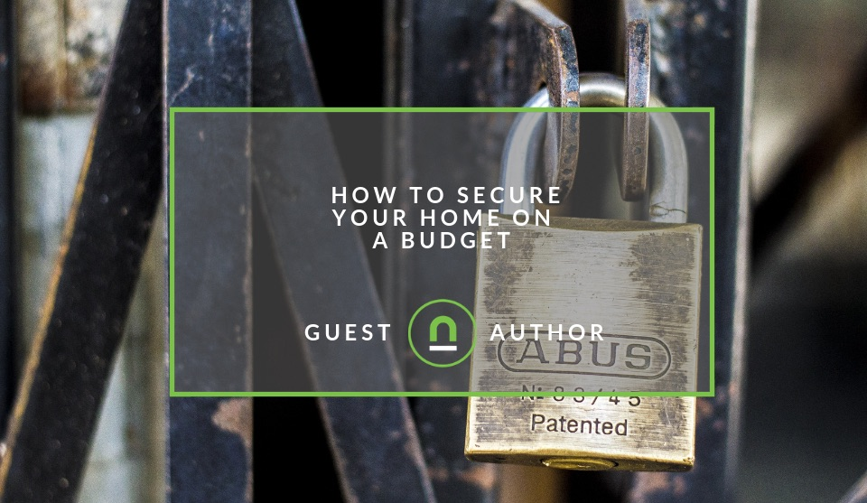 Budget security measures for your home
