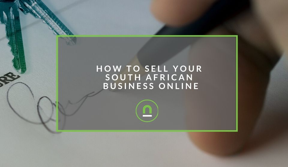 Selling your business online in South Africa