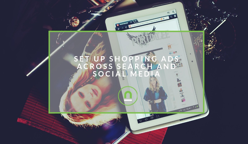 Shopping ads for eCommerce sites