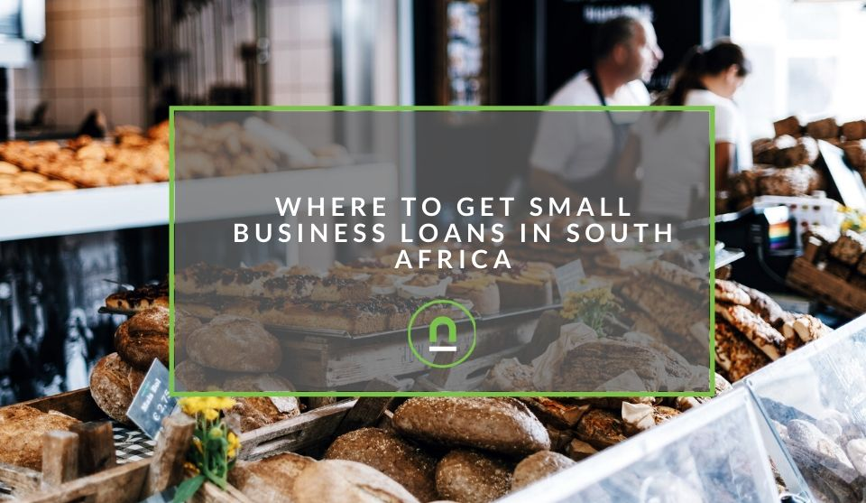 Small business loan south africa