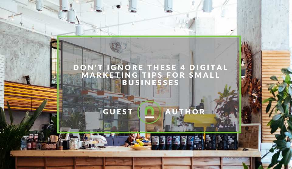 Small business trends in digital