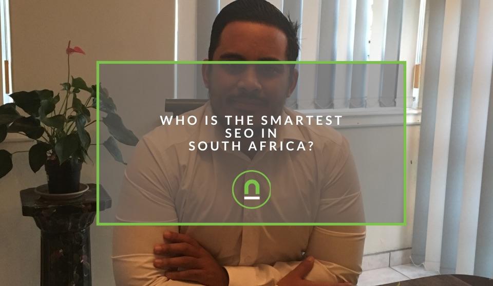 South Africas Smartest SEO