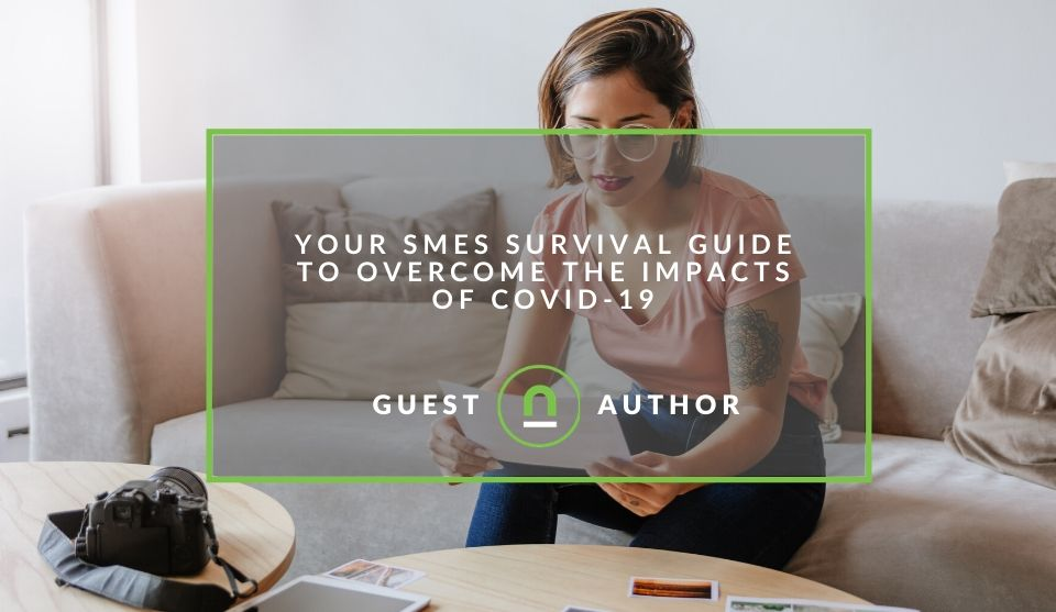 Covid-19 Survival Guide For Small Businesses