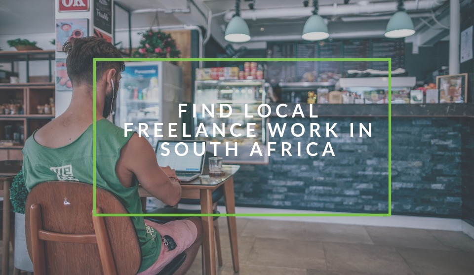 Find local freelance work in South Africa