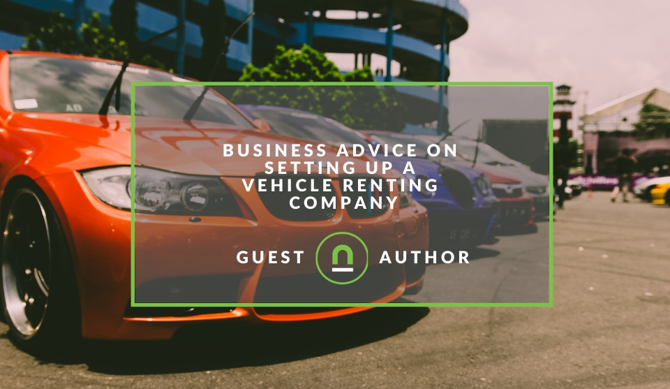 Starting a car rental company