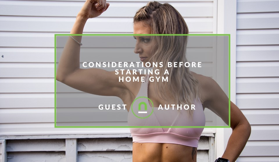How to start a home gym