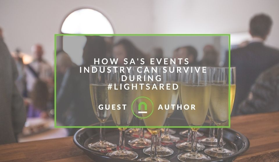 How to improve SA's event industry