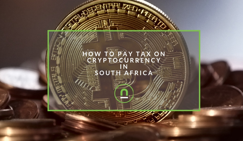 paying tax on cryptocurrency in SA