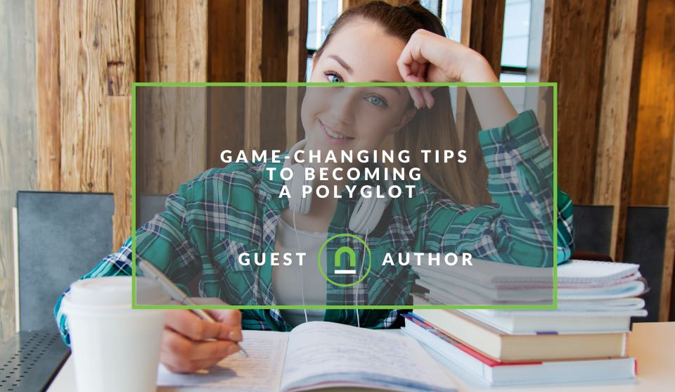 Polyglot tips to learn a new language