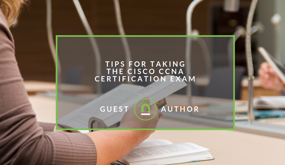 How to pass the Cisco CCNA exam