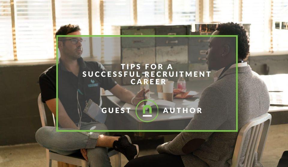 Improve recruitment skills