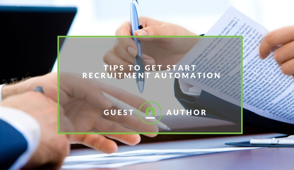 Recruitment automation tips