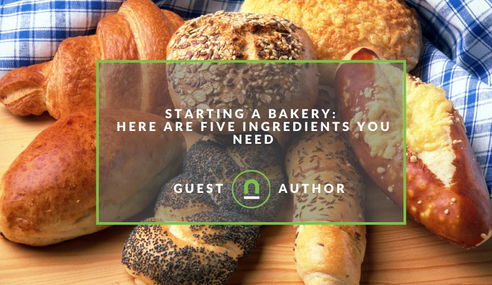 How To start a bakery