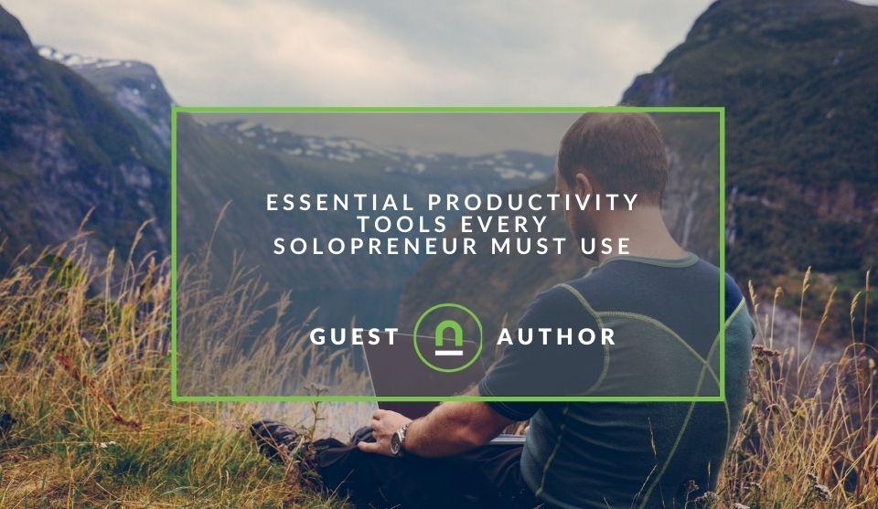 Solopreneur tools