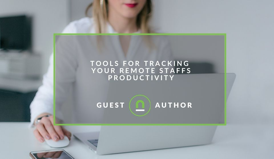 Remote working tracking tools