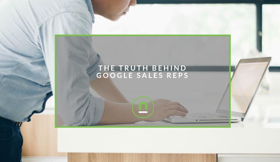 Google Sales Reps calls