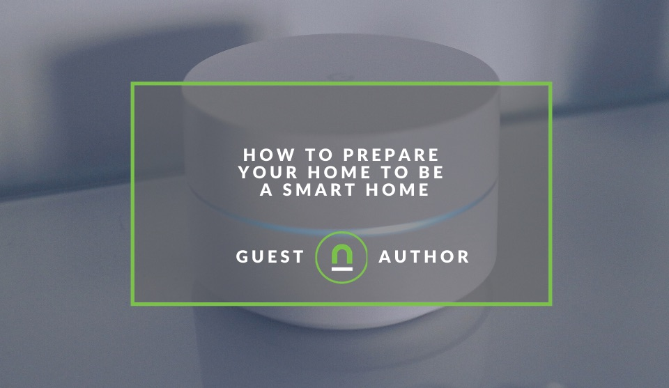 Upgrading home into Smart Home