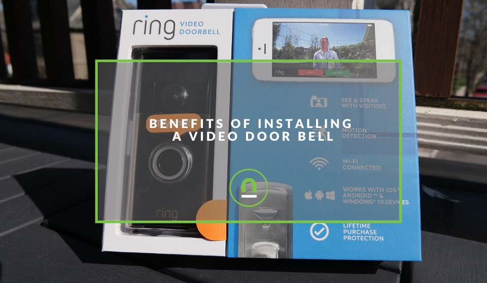 Why you should install a video doorbell