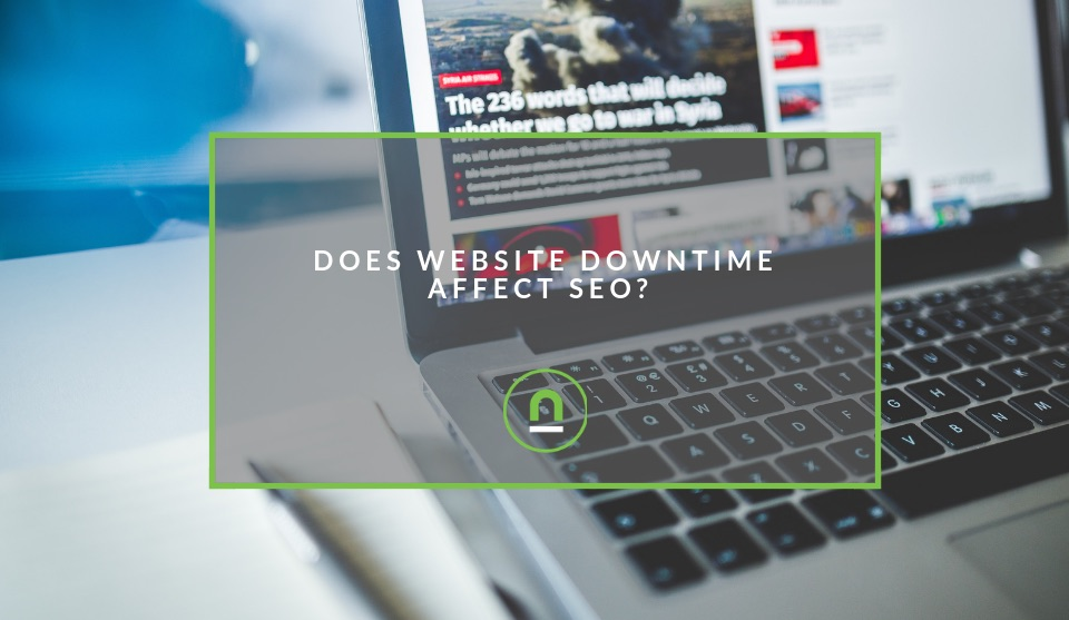 Does Website Downtime Affect SEO?