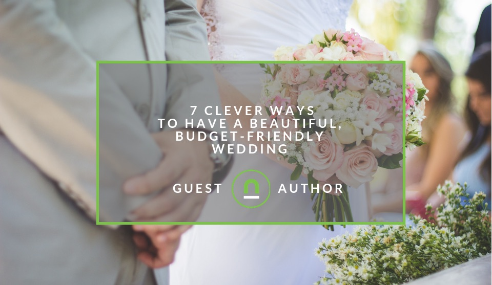 How to reduce a budget for a wedding