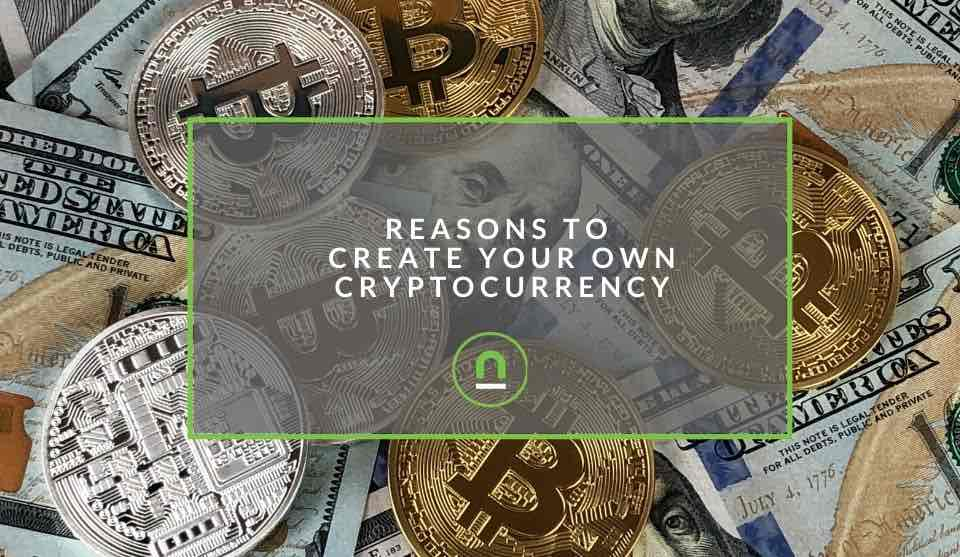 Why create your own crypto