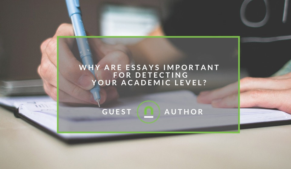 How essays measure competence