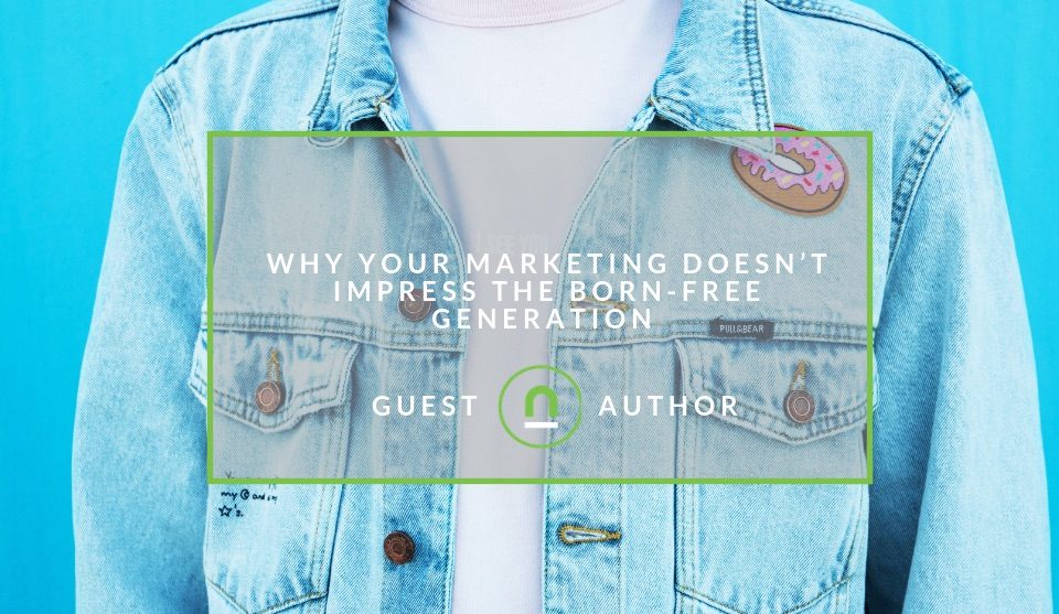 Why Marketing Not Working On Born Frees