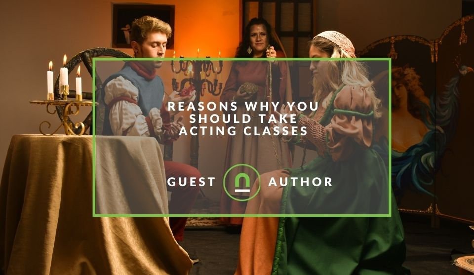 Benefits of acting classes