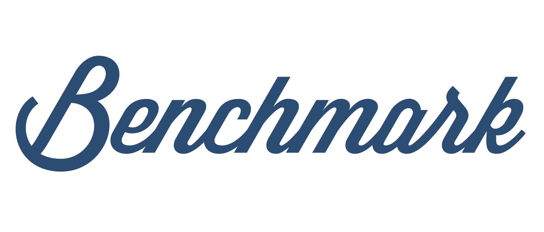 Benchmark mail logo