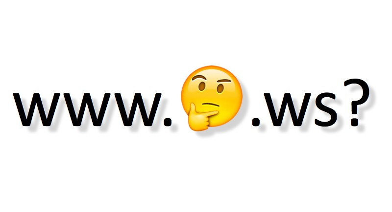 Emoji Domain names