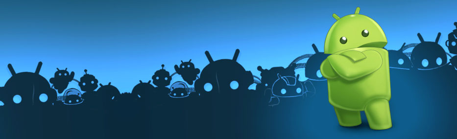 android logo banner