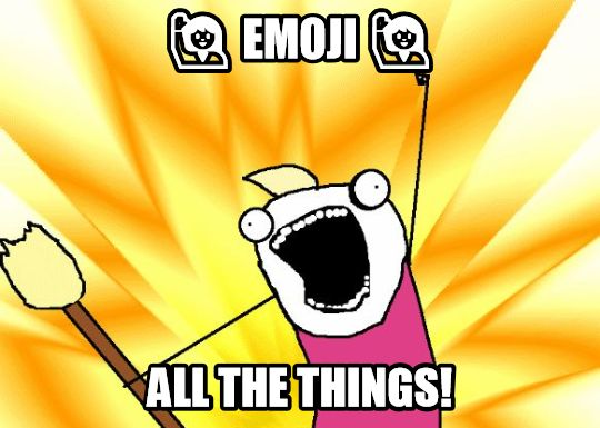Emoji All things meme