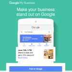 Googel My business Posts