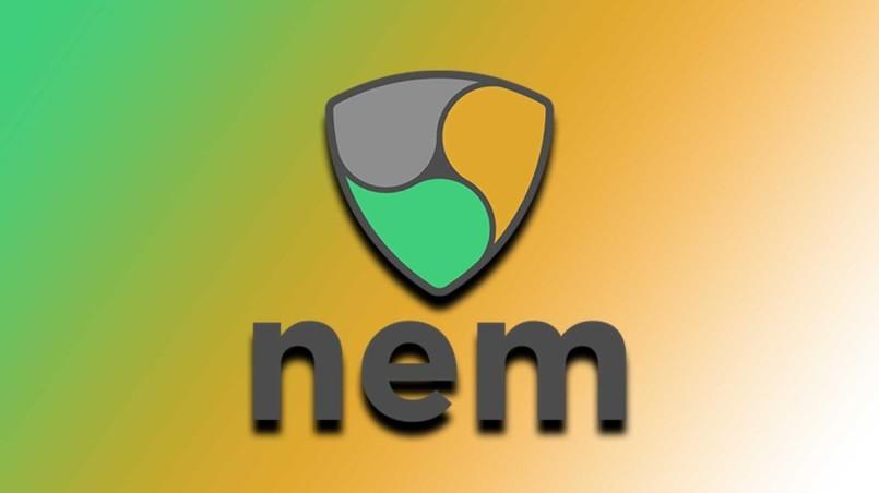 NEM coin logo