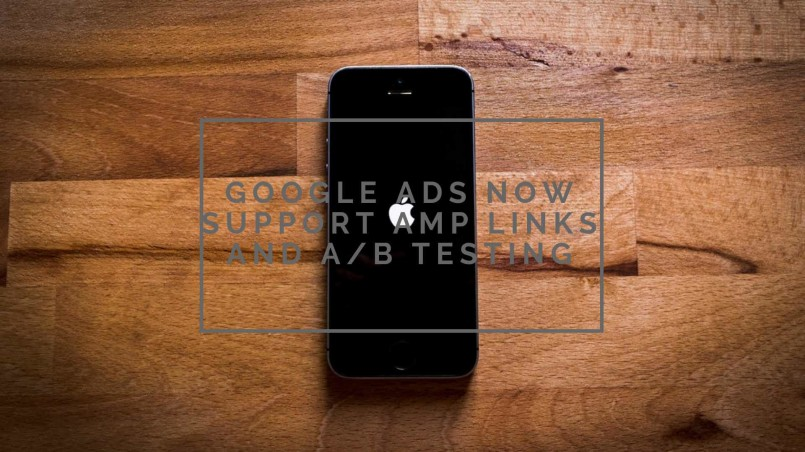 Google Ads for AMP sites