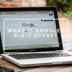 Google EAT Score