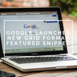 Google Grid Featured Snippet
