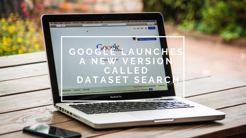 Google data set search