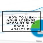 Link Adsense with Google Analytics